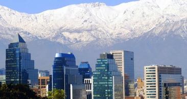 Feriado de Corpus Christi em Santiago do Chile