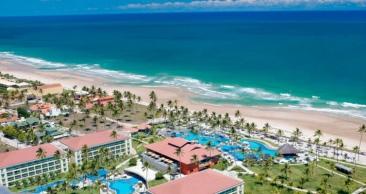 JULHO em PORTO DE GALINHAS: Resort ALL INCLUSIVE p/ CASAL