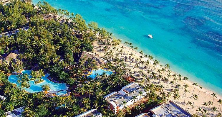 Punta Cana no BARCELÓ Resort. ALL INCLUSIVE + OPEN BAR