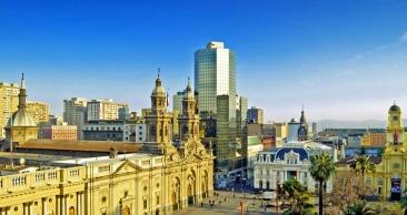 Feriado de 7 de Setembro em Santiago do Chile