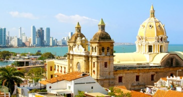 11 Noites: CARTAGENA + CRUZEIRO + Compras PANAMÁ