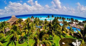 CANCUN 5* com ALL INCLUSIVE e OPEN BAR + Aéreo + Seguro