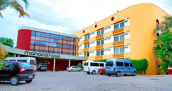 FOZ DO IGUAÇU: Aéreo de 9 Capitais + Hotel +  Passeios