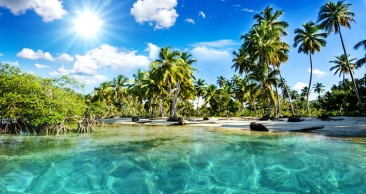 Cabe no bolso: Punta Cana ALL INCLUSIVE + Aéreo + Seguro!