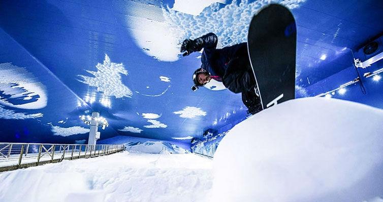 NEVE na Serra Gaúcha: Conheça o Parque Snowland!