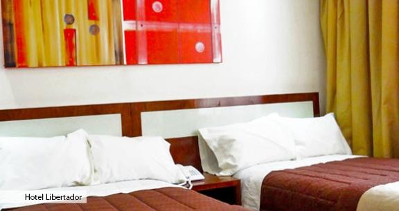 SANTIAGO com Passeio para o VALLE NEVADO: Aéreo + Hotel