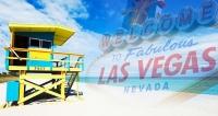 EUA 2 em 1: Aéreo + 4 Noites Las Vegas + 2 Noites Miami