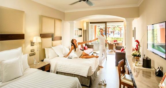 RIVIERA MAYA : Aéreo + Hotel 5* All Inclusive e Open Bar!