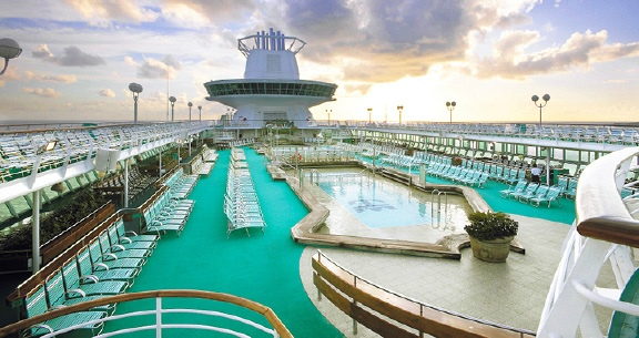 TOP: Bahamas no Majesty Of The Seas: embarque MIAMI!
