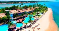 Completo: Resort Porto Seguro + Arraial c/Parque Aquático