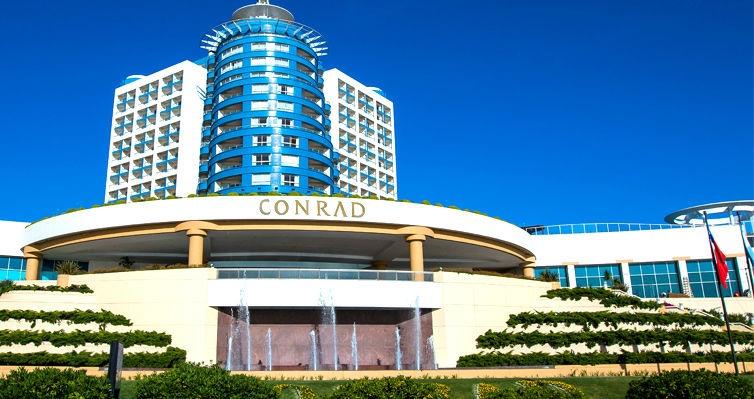 PUNTA DEL ESTE 5 Estrelas no Conrad Resort Cassino