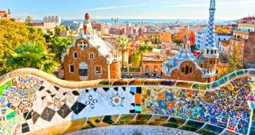20 Noites: Vá de Avião para BARCELONA e volte de NAVIO