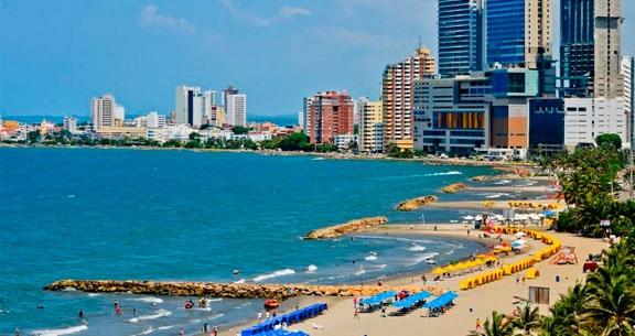 CARIBE 2 EM 1: Praia em CARTAGENA + Compras no PANAMÁ