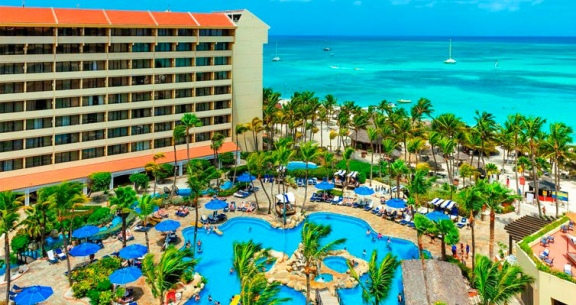 Caribe TOP: ARUBA  com ALL INCLUSIVE + OPEN BAR