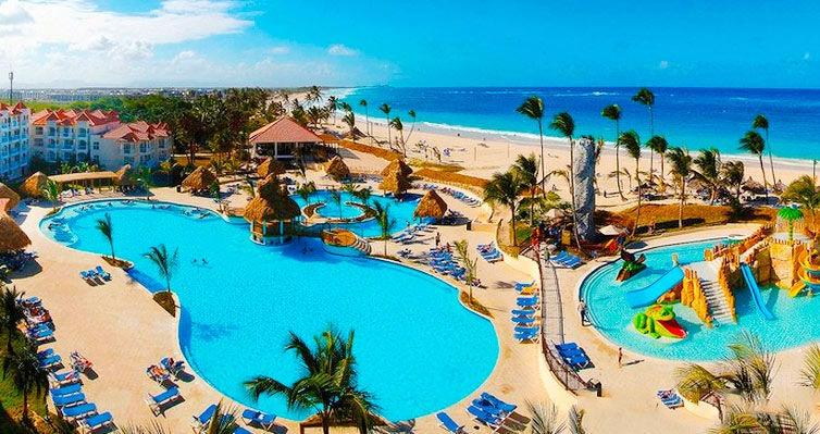 ESPETACULAR: Barceló Punta Cana ALL INCLUSIVE