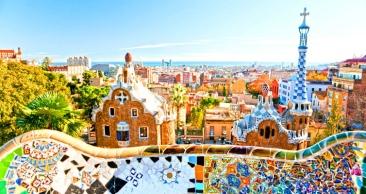 17 Noites: Vá de Navio para BARCELONA e volte de Avião