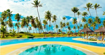 IBEROSTAR: PRAIA DO FORTE COM ALL INCLUSIVE!!