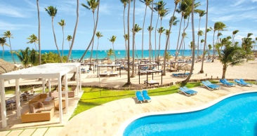 SUPER PROMO: Punta Cana 5*: Aéreo + Hotel + ALL INCLUSIVE