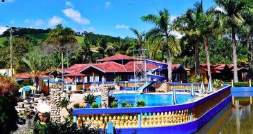 Hotel Fazenda Vale Encantado: Paraíso com Pensão Completa