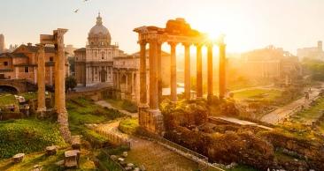 INCRÍVEL: ROMA + MILÃO + PARIS + AMSTERDÃ