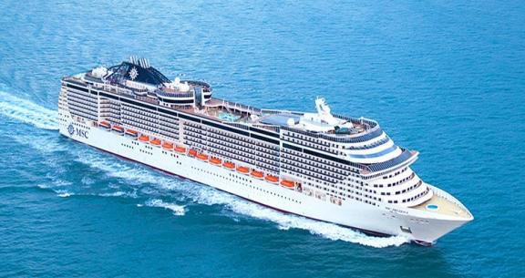 MELHOR Navio da MSC: SALVADOR+ BÚZIOS+ ILHÉUS + Refeições