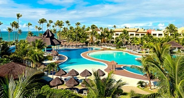 Resort IBEROSTAR Bahia: Aéreo + Hotel ALL INCLUVE