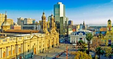 PÁSCOA GARANTIDA: Passagem Aérea para SANTIAGO