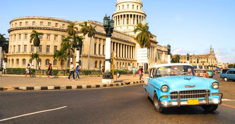 Cruzeiro no CARIBE com embarque em HAVANA (Cuba)