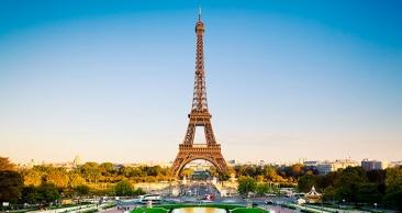 MÁGICO: PARIS c/ Aéreo + Hotel c/ Café + CITY TOUR