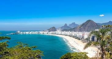 RIO DE JANEIRO c/ Passeios + Paraty: Aéreo + Hotel