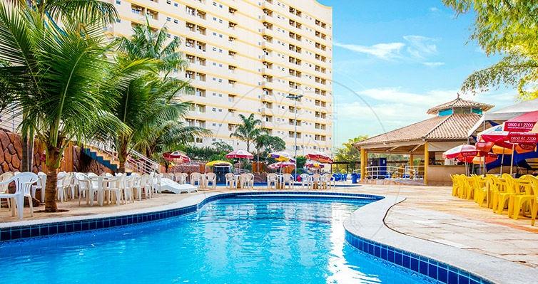 FERIADO da Independência: Aéreo + Hotel + Parque Aquático