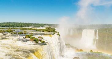 FERIADO FARROUPILHA em Foz do Iguaçu: Pacote Completo