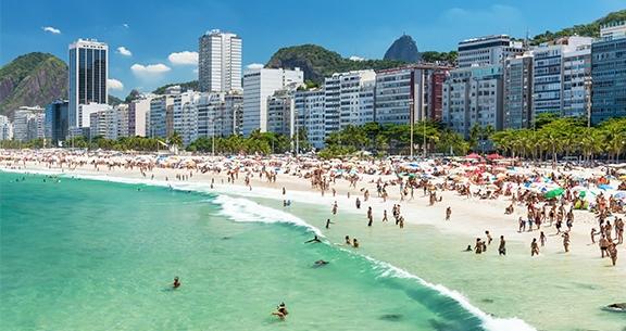 CIDADE MARAVILHOSA: Aéreo + 2 Nts no RIO DE JANEIRO e mais