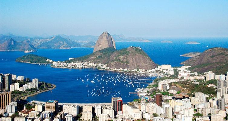 CIDADE MARAVILHOSA: 2 Noites no RIO c/ Aéreo + Hotel
