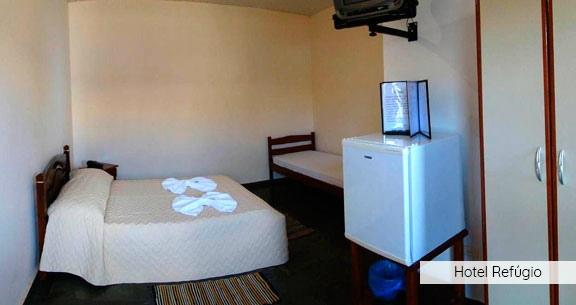 BONITO a sua maneira: Aéreo + 3 Nts Hotel + Seguro Viagem