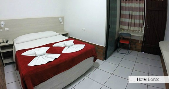 BONITO: Aéreo + 3 Nts Hotel + Seguro Viagem