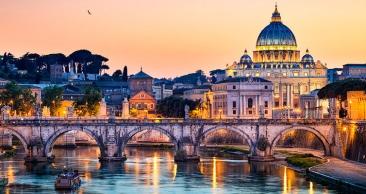 PACOTÃO: ITÁLIA c/ 5 Cidades + Aéreo + City Tour