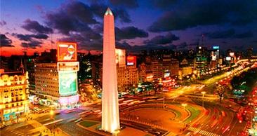 7 de Setembro em BUENOS AIRES: Aéreo + 4 Noites c/ Café