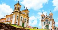 Cidades Históricas: OURO PRETO + TIRADENTES + INHOTIM