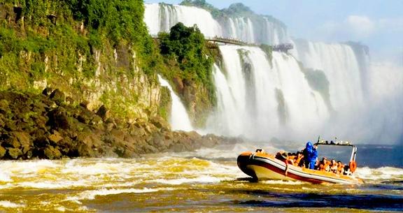 Foz do Iguaçu + CATARATAS + COMPRAS Paraguai e Argentina