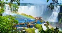 FOZ DO IGUAÇU + Argentina + Paraguai + Cataratas + Itaipu