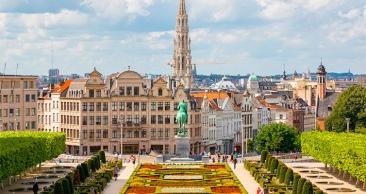 Conheça os Países Baixos: Bruxelas, Amsterdã, Frankfurt
