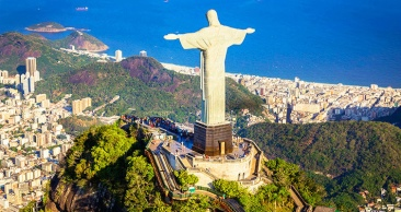 CIDADE MARAVILHOSA: Hotel Gamboa Rio de Janeiro