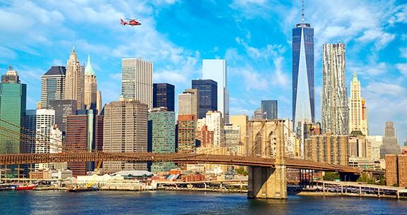 INVERNO em NOVA YORK com Passeio por Manhattan e MAIS