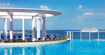 PUNTA DEL ESTE no Conrad Resort e Cassino 5 ESTRELAS