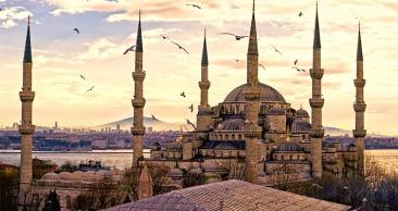 3 MARES DA TURQUIA: 9 NOITES em INCRÍVEL Pacote Completo