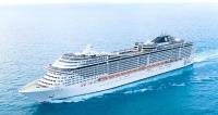 QUALIDADE DE VIDA: relaxe a bordo do MSC Preziosa
