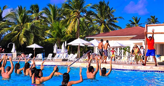 SAUÍPE RESORTS ALL INCLUSIVE + OPEN BAR: Aéreo + 5 Noites