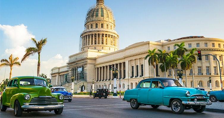 CUBA FLEX: 6 Noites a sua Escolha em VARADERO e HAVANA!