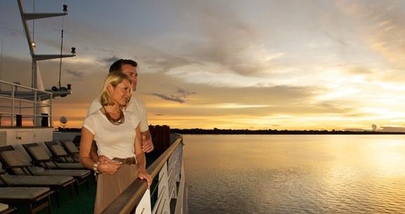 AMAZÔNIA 5 Estrelas: Cruzeiro de Luxo + Resort + Passeios